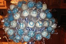 Cakes / Cake Pops and cake ideas  / by Maria Rod 40/40