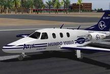 MUNDOVUELO / Tutoriales de aviación. Todo sobre simulación de vuelo. Aviation videotutorials. All about flight simulation.