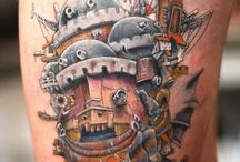 Tattoo!! / by Christopher Skinner