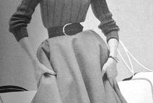 Woolen Circle Skirts