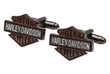 Motorcycle Cufflinks - Head out on the Highway