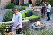 Gartenparty / Lauschige Sommerabende, geselliges Beisammensein mit Freunden, Familie und Nachbarn, schöne Musik und gutes Essen – wir lieben Feiern unter dem Sternendach!