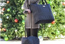 Winter & Holiday Fashion / Its beginning to look a lot like Christmas! Holiday and winter fashion, gift ideas, and holiday cheer from cinda b. Shop local for Christmas gifts this year!