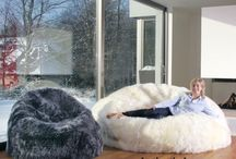 Cool bean bags I want!!