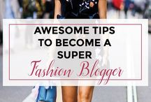 Tips for a Fashion Blogger