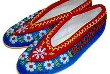 Highlander shoes