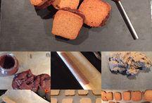 Kage, is, småkager, dessert : Lev_Vel_By_Hvornum