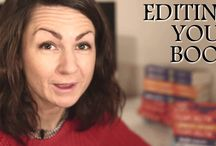 Quick Tips in Editing Your Book / Book Editing Tips from an Author