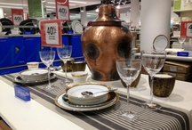 Stunning display of Noritake products / Check out these stunning displays of Noritake and find out where you can locate them!