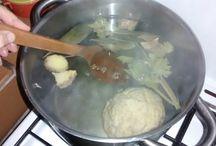 Receta vegana de Seitan Casero / Una receta vegana muy rica y muy socorrida.
