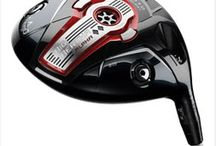 Great New Equipment / The newest golf equipment
