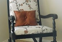 Furniture refinishing - tutorials & tips / Upholstery tutorials made available by talented upholsterers