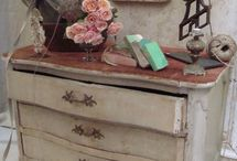 furniture redo's / by Linda Dear