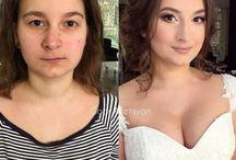 makyaj ve değişim