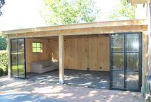 Tuinkamer/veranda