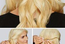 Hair / Hair care, hair tips, hair styles and hair accessories