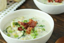 soups / by Valerie Willette