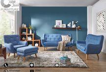 Set Sofa Ruang Tamu