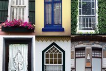 Windows and Doors of the World