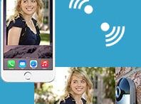 WiFi video doorbell / Answer your door from Smartphone