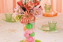 Easter and spring things / by Coral Hand