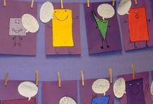 Geometry Ideas / Great ideas for teaching geometry in elementary school.