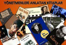 Sinema Kitap ve Dergileri / Türkçe Sinema Kitap ve Dergileri