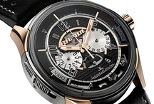Timepiece. / High-end watches for those who have it.