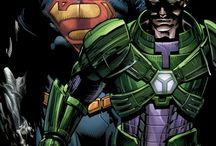 Lex Luthor the hero / I believe my destiny was once to save the world