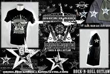 Rock-n-Roll GangStar Apparel Men's Wear