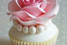 Cupcakes - wedding