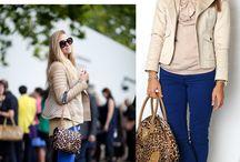 Pants: Cobalt/Blue
