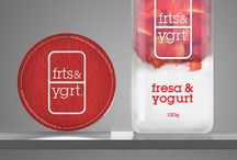 Packaging // Youghurt