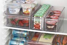Orden i køleskabet