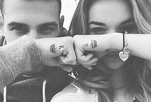Couple Tattoos ♡◇