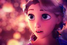 tangled / Disney Princess