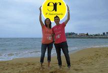 """8º Aniversario / Hace 8 años nos lanzamos a la mar... y hoy seguimos siendo """"pescadores de sueños""""  Gracias por subiros a nuestro barco   Eva y Kike  """"I´m a dreamER"""" 8º Aniversario 30-6-2006 / 30-6-2014"""