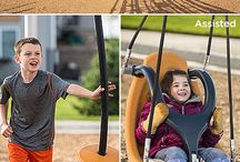 All Abilities Playscapes