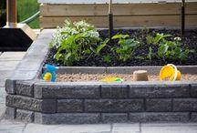 Lastenpiha   Garden for kids