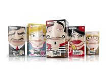 Game Brand and Packaging Design / Game Brand and Packaging Design