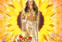 ♡ HIPPY CHICK ♡ Ibiza branding