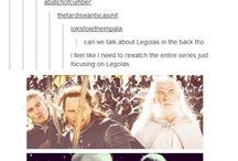 Lord of the rings/the hobbit / Legolas <3