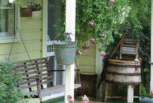 ~longing for an old country farm house~ / by Kathy Odum