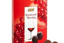Likörlü Çikolata / Enfes viskili likörlü çikolatalar