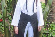 Neji Hyuuga - Naruto / Shippuden outfit.  #neji #hyuga #shippuden #naruto #cosplay #rydia #anime