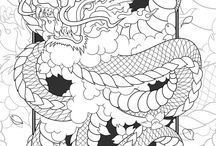 Colouring Pages / Like to colour in? Me too!