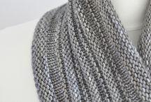 Cuellos que inspiran... / Inspiración para tejer, coser y realizar bufandas, pañoletas, chales y otros complementos de abrigo para el cuello. Tutoriales, esquemas y patrones.