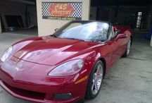 2006 RED CONVERTIBLE for sale