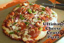 Diabetic Pizza