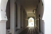 doorways and facades
